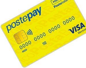 Saldo Carta Postepay